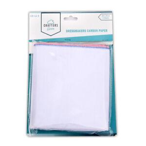 Crafters Dream Dressmakers Carbon Paper - 5 Sheets 69cm x 28cm