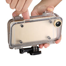 GoPro iPhone 6s 6 Case Mount for Extreme Action Sports Waterproof IP68 Cover