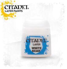 Citadel Paint - Warhammer - Layer White Scar  - 22-57