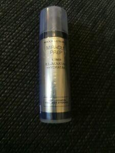 Max Factor Miracle Prep Primer Illumating and hydrating 30ml