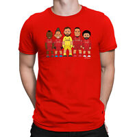 Mens VIPwees T-Shirt Liverpool Class Of 19 Football Sport Caricature Gift Him