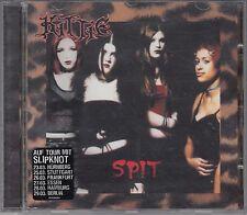 Kittie-spit, CD