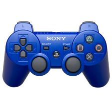 PS3 / Playstation 3 - Original DualShock 3 Wireless Controller #blau [Sony]