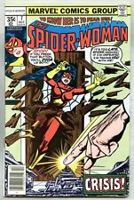 Spider-Woman #7-1978 fn- Spiderwoman Infantino