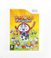 TAMAGOTCHI: PARTY ON! NINTENDO WII GAME BY BANDAI