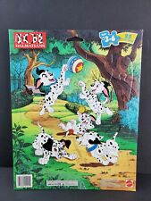 Vintage 1996 Mattel Disney 101 Dalmatians 25 Pcs Frame-Tray Puzzle Complete 🧩