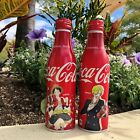 2019 Universal Studio of Japan Limited One Piece Coke Set (Luffy, Sanji)