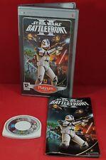 Star Wars: Battlefront II (Sony PSP) VGC