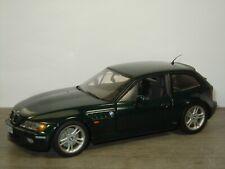 BMW Z3 Coupe 2.8 - UT Models 1:18 *43623