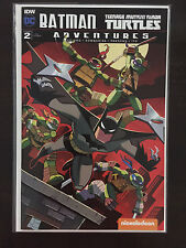 Batman Teenage Mutant Ninja Turtles Adventures #2 NM Retailer Incentive Variant