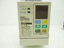 Omron SYSDRIVE 3G3EV Inverter 3G3EV-A2002 200v Class 3PH