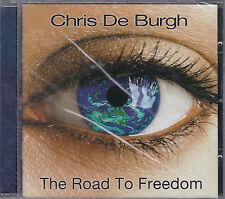 CD 11T CHRIS DE BURGH THE ROAD TO FREEDOM DE 2004 NEUF SCELLE