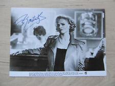 "Renee Soutendijk ""Eve 8 - Ausser Kontrolle"" Autogramm signed 13x18 cm Bild s/w"