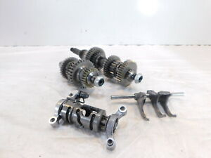 Harley Davidson Twin Cam Touring Dyna & Softail 5-Speed Transmission w/ Shifter