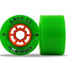 ABEC11 Flywheels Longboard Wheels Set (4stk 83mm/75A Soft Wheels