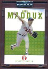 2003 Topps Pristine Refractors  Greg Maddux #48 89/99!!!
