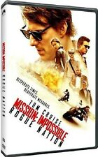 DVD  //  MISSION IMPOSSIBLE : ROGUE NATION  //  Tom Cruise  /  NEUF cellophané