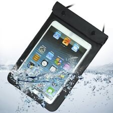 "Waterproof Case Kindle Fire HD 7 Touch Paperwhite 3rd Sony Kobo Nook 8"" eReader"
