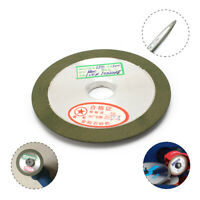 100mm Diamond Grinding Wheel Resin Bond Grinder Disc For Milling Cutter Abrasive