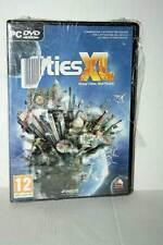 CITIES XL GIOCO NUOVO SIGILLATO PC DVD VERSIONE ITALIANA GD1 42947
