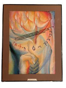 Yakov Idelevich Gitis Russia New York Holocaust Judaica  Painting 23/25