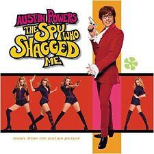 Austin Powers-The Spy who shagged Me (1999) Madonna, Lenny Kravitz, R.E.M.. [CD]