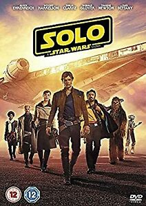 Solo: A Star Wars Story [DVD] [2018], , Used; Good DVD