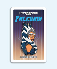 Hyperspace Pins: Fulcrum Pin (Limited Edition)