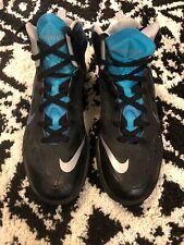 Men's NIKE Zoom Hyperfuse Basketball Shoes, Size: 11 #615896-007, BLUE