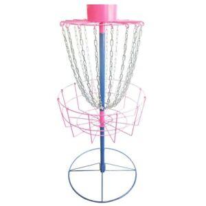 Innova DisCatcher Sport Disc Golf Basket - Pink and Purple - Brand New