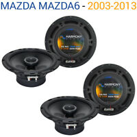 Mazda Mazda6 2003-2013 Factory Speaker Replacement Harmony (2) R65 Package New