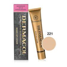 Dermacol Film Studio Legendary High Covering Foundation Hypoallergenic 221 30g