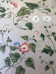 REMNANT Off Cut Sanderson Fabric Curtain Blind Cushion Craft 133x75cm