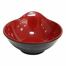 Ever Unison Japanese Red Melamine Plastic Bowl for Sauce 127*116*56mm [ZZU102A]