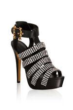 Anna Dello Russo x H&M Diamond Crystal Rhinestone Heels 38 EU 7 US