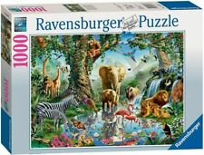 Ravensburger Adventures in the Jungle Jigsaw Puzzle - 1000 Piece