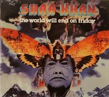 Shaa Khan-The World Will End on Friday German prog psych cd