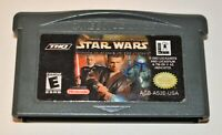 STAR WARS: EPISODE II: ATTACK OF THE CLONES NINTENDO GAME BOY ADVANCE SP GBA