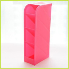 Pen Holder Candy-colored Storage Box Desktop Debris Stationery Organizer Office