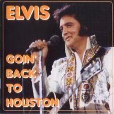 Elvis Presley - GOING BACK TO HOUSTON - 2x CD - New Original Mint