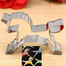Stainless Steel Cake Biscuit Pastry Cookies Cutter Baking Fondant Mold Unicorn