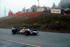 Mark Donohue penshe-Blanco De Carreras McLaren M19A canadiense GP 1971 fotografía