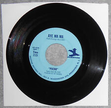 PUCHO Latin Soul Brothers, Aye Ma Ma & What A Piece, Rare Latin Jazz Boogaloo 45