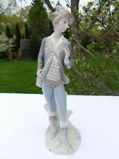 """Lladro Figurine """"Countryman""""#46 64 *Retired Piece*Mint Condition*Great Gift*"""