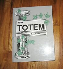 TOTEM Yearbook 1990 South Side High School FT Fort Wayne IN Indiana