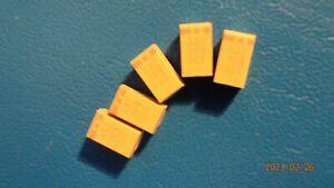 KEMET  TANTALUM CAPACITOR CHIP  330uf 10v CASE D  SMD,  QTY = 5