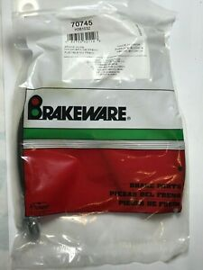 Brake Hydraulic Hose-4WD Front Left AUTOZONE/ BRAKEWARE-DORMAN 70745