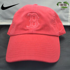 a14fe2e2 Men's Boston Red Sox Nike Red Heritage 86 Stadium Performance Adjustable Hat