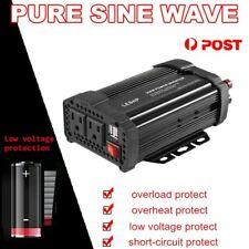 Solar Power Inverter 1000W Peak 12V DC To 110V AC Modified Sine Wave Converter