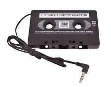Car Audio Cassette Adaptor Stereo Tape Converter For Mp3 Cd Md Dvd Ipod Iphone